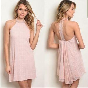 Lightweight High-Low Dress